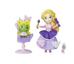 Hasbro Disney Princess Mini Salon stylizacji Roszpunki (B5337)