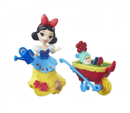 Hasbro Disney Princess Mini Śnieżka w ogrodzie (B7163)