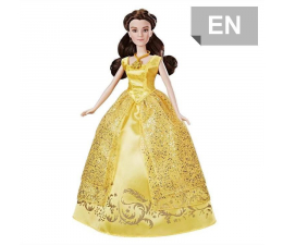 Hasbro Disney Princess Śpiewająca Bella (B9165)
