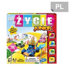 Hasbro Gra w Życie Junior (B0654)
