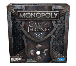Hasbro Monopoly Gra o Tron (E3278)