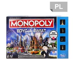 Hasbro Monopoly Here and Now Tu i teraz Edycja Świat (B2348)