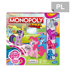 Hasbro Monopoly Junior My Little Pony (B8417)