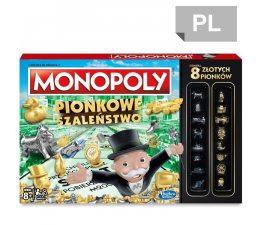 Hasbro Monopoly Pionkowe Szaleństwo  (C0087)