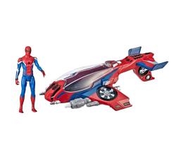 Hasbro Spider-Man Daleko od domu Odrzutowiec  (E3548)