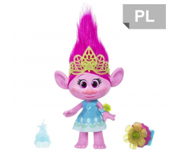 Hasbro Trolls Śpiewająca Poppy (B6568)