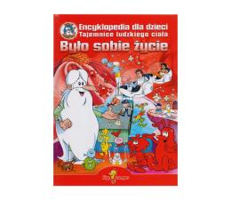 Hippocampus Encyklopedia Dla Dzieci Było Sobie Życie+DVD