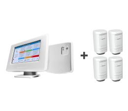 Honeywell ATP921R3052+HR914EE (moduł + 4x termostat) (ATP921R3052+HR914EE)