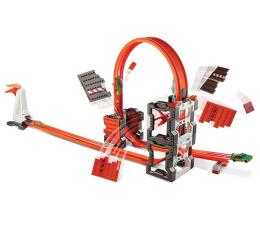Hot Wheels Track Builder Szalone kraksy zestaw (DWW96)