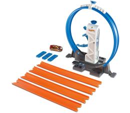 Hot Wheels Track Builder Wyrzutnia z Pętlą (DNH84 DMH51)