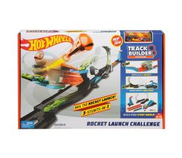 Hot Wheels Zestaw Wyrzutnia rakiet z autkiem (FLK60)