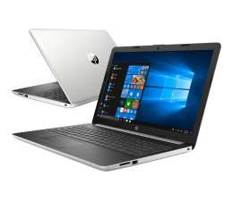HP 15 i5-8250U/8GB/256PCIe/W10/FHD Silver  (15-da0043nw (4TZ09EA))
