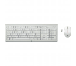 HP C2710 Combo Keyboard (biały) (M7P30AA)