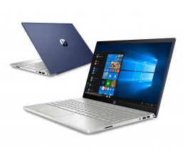 HP Pavilion 15 i5-8250U/8GB/256/Win10/IPS MX150 Blue (15-cs0019nw (4UD93EA))