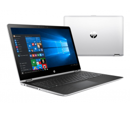 HP Pavilion x360 i3-7100U/4GB/128SSD/Win10 Touch (15-br005nw (2HP45EA))