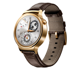 Huawei Watch Golden + Brown Leather (55020864)