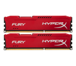 HyperX 16GB 1600MHz Fury Red CL10 (2x8GB) (HX316C10FRK2/16)