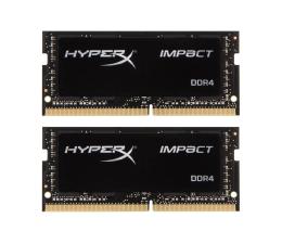 HyperX 32GB (2x16GB) 2666MHz Impact Black CL15 1.2V  (HX426S15IB2K2/32)