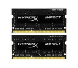 HyperX 8GB 1600MHz Impact Black CL9 1.35V (2x4GB) (HX316LS9IBK2/8)