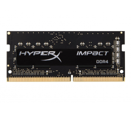HyperX 8GB 2400MHz Impact Black CL14 1.2V  (HX424S14IB2/8)