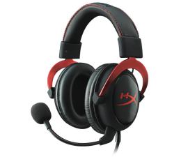 HyperX Cloud II Headset (czerwone) (KHX-HSCP-RD)