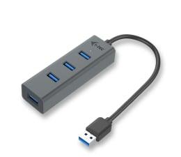 i-tec Metalowy HUB 4 x USB 3.0 (U3HUBMETAL403)