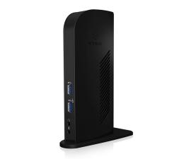 ICY BOX Stacja dokująca 6xUSB, 2x DisplayPort, RJ-45 (IB-DK2242AC)