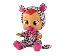 IMC Toys Cry Babies Lea - płaczący bobas (IMC010574)