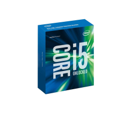 Intel i5-6600K 3.50GHz 6MB BOX (BX80662I56600K)