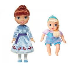 Jakks Pacific Disney Frozen Anna Kraina Lodu + Elsa Baby (58035 31026)