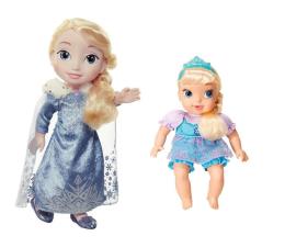 Jakks Pacific Disney Frozen Elsa + Elsa Baby  (50800 31026)