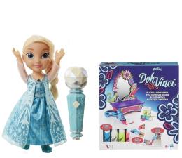 Jakks Pacific Disney Frozen Elsa + Play-Doh Toaletka (96378 A7197 )