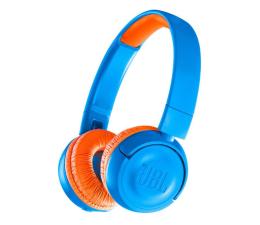JBL JUNIOR JR300BT niebiesko-pomarańczowy (JR300BTBLU)