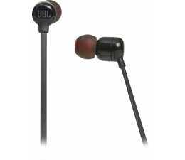 JBL T110BT PureBass słuchawki dokanałowe czarne  (T110BTBLK)