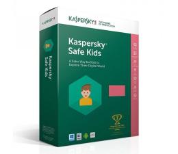 Kaspersky Safe Kids (12m.) (KL1962PJAFS10                                )