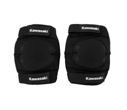 Kawasaki Ochraniacze na łokcie i kolana czarne S