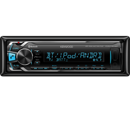 Kenwood KMM-303BT  TDF RDS USB AUX Bluetooth (KMM-303BT  )