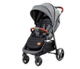 Kinderkraft Grande Grey (5902533909278)
