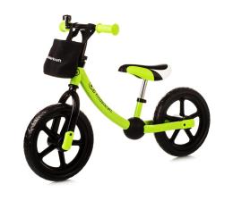 KinderKraft Rowerek biegowy 2WAY NEXT green z akcesoriami  (KKR2WAYNXGREAC)