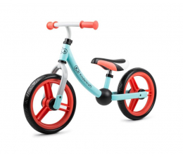 KinderKraft Rowerek biegowy 2Way Next mint (KKR2WAYNMIN0NW)