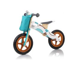 KinderKraft Rowerek biegowy Runner Adventure z akcesoriami (KKRRUNADV0000Z)