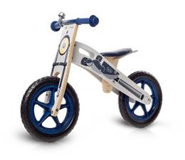 KinderKraft Rowerek biegowy Runner Motocykl z akcesoriami (KKRUNNRMOT000Z)