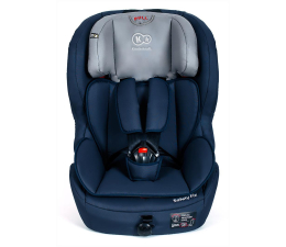 KinderKraft Safety-Fix Navy z systemem isofix (KKSAFEXBLKISFX)