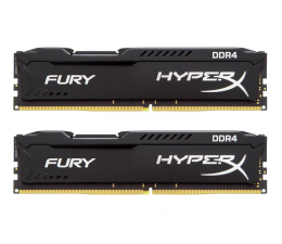 Kingston 16GB 2133MHz Fury Black CL14 (2x8192) (HX421C14FBK2/16 / HX421C14FB2K2/16)