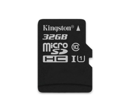 Kingston 32GB microSDHC Canvas Select 80MB/s C10 UHS-I  (SDCS/32GB )