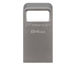 Kingston 64GB DataTraveler Micro 3.1 (USB 3.1) 100MB/s (DTMC3/64GB)