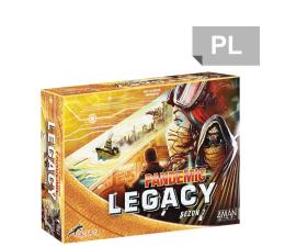 Lacerta Pandemic Legacy - Sezon 2 - Edycja żółta