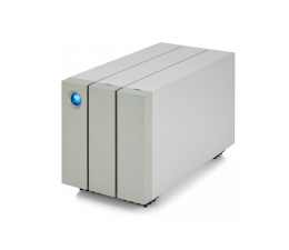 LaCie 2Big 12TB 2xThunderbolt USB 3.0 RAID (LAC9000473EK)
