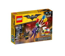 LEGO Batman Movie Balonowa ucieczka Jokera (70900)