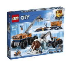 LEGO City Arktyczna baza mobilna (60195)